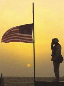flag_american_soldier_salutes_half_mast_us_flag-01